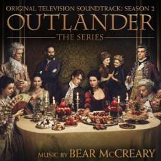 OST - Outlander: Season 2 ( 1 CD ) - Muzica soundtrack