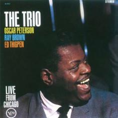 Oscar Peterson - Trio-Live From Chicago ( 1 CD ) - Muzica Jazz