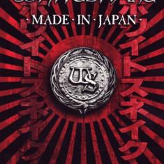 Whitesnake - Made In Japan ( 1 DVD ) - Muzica Pop