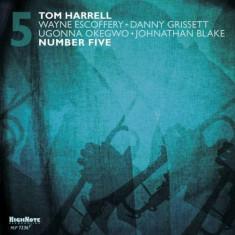 Tom Harrell - Number Five ( 1 VINYL ) - Muzica Jazz