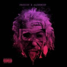 Prodigy & Alchemist - Albert Einstein ( 1 VINYL ) - Muzica Hip Hop