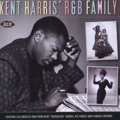 Various Artists - Kent Harris' R&B Family ( 1 CD ) - Muzica R&B