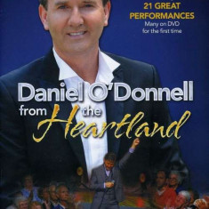 Daniel O'Donnell - From the Heartland ( 1 DVD ) - Muzica Folk