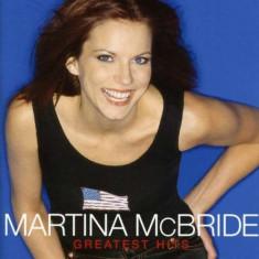 Martina Mc Bride - Greatest Hits ( 1 CD ) - Muzica Country