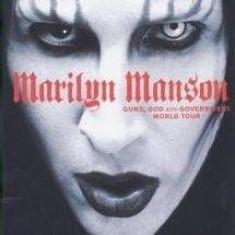 Marilyn Manson - Guns God & Government Wor ( 1 DVD ) - Muzica Pop