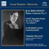 Rachmaninov/ Liszt/ Schuber - Piano Concerto No.3/ Pagan ( 1 CD ) - Muzica Clasica