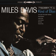 Miles Davis - Kind of Blue ( 1 VINYL ) - Muzica Jazz