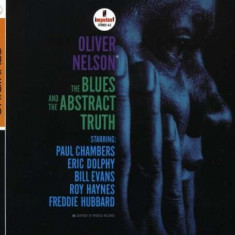 Oliver Nelson - The Blues And The A ( 1 CD ) - Muzica Jazz