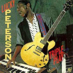 Lucky Peterson - Triple Play ( 1 CD )