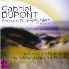 G. Dupont - Les Heures Dolantes ( 1 CD ) - Muzica Clasica