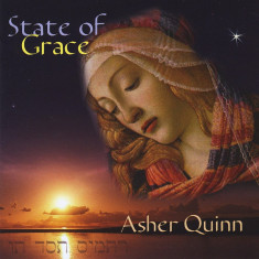 Asher Quinn - State of Grace ( 1 CD ) - Muzica Chillout