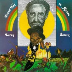 Leroy Smart - Dread Hot In Africa ( 1 VINYL ) - Muzica Reggae