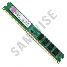 Memorie calculator RAM 2GB Kingston DDR3 1333MHz SLIM GARANTIE 2 ANI !!! - Memorie RAM