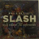 Slash - World On Fire -Ltd- ( 2 VINYL )