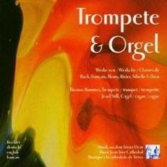 Thomas/Joseph Sti Hammes - Trompete Und Orgel ( 1 CD ) - Muzica Jazz