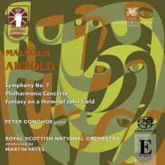 Malcolm Arnold - Symphony No. 7 ( 1 SACD )