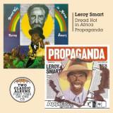 Leroy Smart - Dread Hot In Africa.. ( 1 CD )