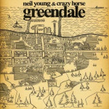 Neil Young - Greendale ( 1 CD )