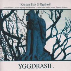 Yggdrasil - Yggdrasil Feat. Eivor ( 1 CD ) - Muzica Rock
