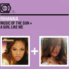 Rihanna - Music of the Sun / Girl.. ( 2 CD ) - Muzica Pop
