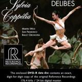 Martin West & San Franciso Ballet Orchestra - Delibes: Sylvia, Coppelia ( 1 HRx )