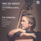 Niek De Groot - Sonatas For Double Bass ( 1 CD )