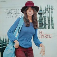Carly Simon - No Secrets ( 1 CD ) - Muzica Pop