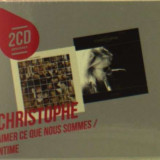 Christophe - 2Cd Originaux ( 2 CD ) - Muzica Rock