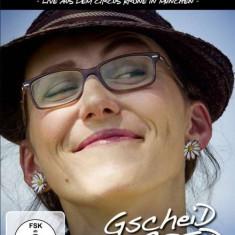 Martina Schwarzmann - Gscheid Gfreid ( 1 DVD ) - Muzica Rock