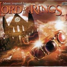 V/A - Lord of the Rings ( 3 CD ) - Muzica Ambientala