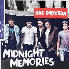 One Direction - Midnight Memories ( 1 CD ) - Muzica Pop