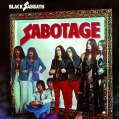 Black Sabbath - Sabotage ( 1 VINYL + 1 CD ) - Muzica Rock