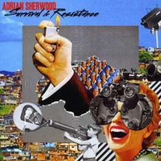Adrian Sherwood - Survival & Resistance ( 1 CD ) - Muzica Reggae
