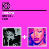 Rihanna - 2 For 1: Rated R/Loud ( 2 CD )