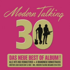 Modern Talking - 30, Best Of ( 2 CD ) - Muzica Pop