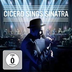 Roger Cicero - Cicero Sings Sinatra ( 1 BLU-RAY ) - Muzica Rock & Roll