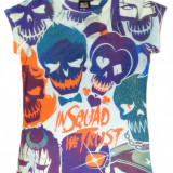 Tricou Suicide Squad - Allover Trust =Dye-Sub=