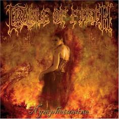 Cradle of Filth - Nymphetamine ( 1 CD ) - Muzica Pop