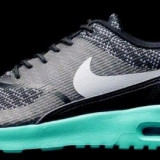 Nike Air Max Thea, marimi 37.5 - Adidasi dama Nike, Culoare: Din imagine, Textil