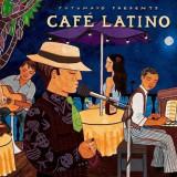 V/A - Cafe Latino ( 1 CD )