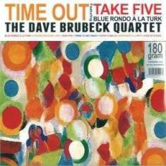 Dave Brubeck Quartet - Time Out -180gr- ( 1 VINYL ) - Muzica Jazz