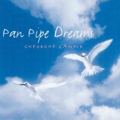 Gheorghe Zamfir - Pan Pipe Dreams ( 1 CD ) - Muzica Ambientala