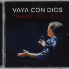 Vaya con Dios - Thank You All! ( 1 CD + 1 DVD )