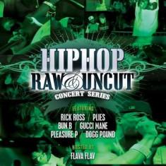 V/A - Hip Hop Raw & Uncut.. ( 2 DVD ) - Muzica Hip Hop