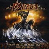 Saxon - Heavy Metal Thunder-Live-Eagles Over Wacken ( 2 CD )