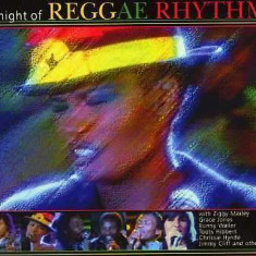 Artisti Diversi - A Nightof Reggae Rhythm ( 1 CD ) - Muzica Reggae