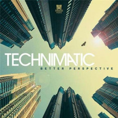 Technimatic - Better Perspective ( 1 CD ) - Muzica Drum and Bass