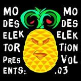 Modeselektor - Modeselektion 3 ( 2 VINYL ) - Muzica Dance