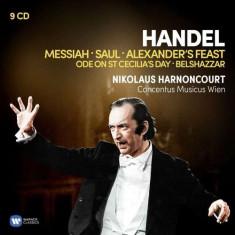 G.F. Handel - Great.. ( 9 CD )