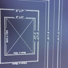 DELTA 1 18% GRAY MAGNETIC COPY BOARD - Echipament Foto Studio